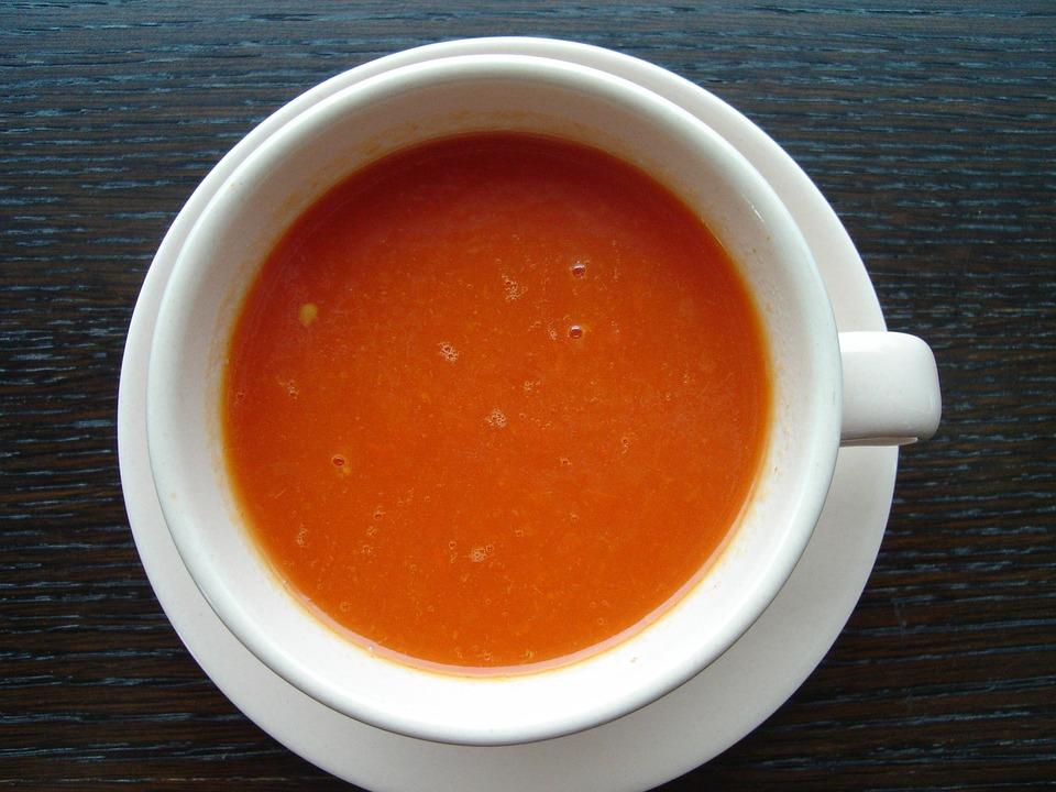 Pomidorowa w innej odsłonie