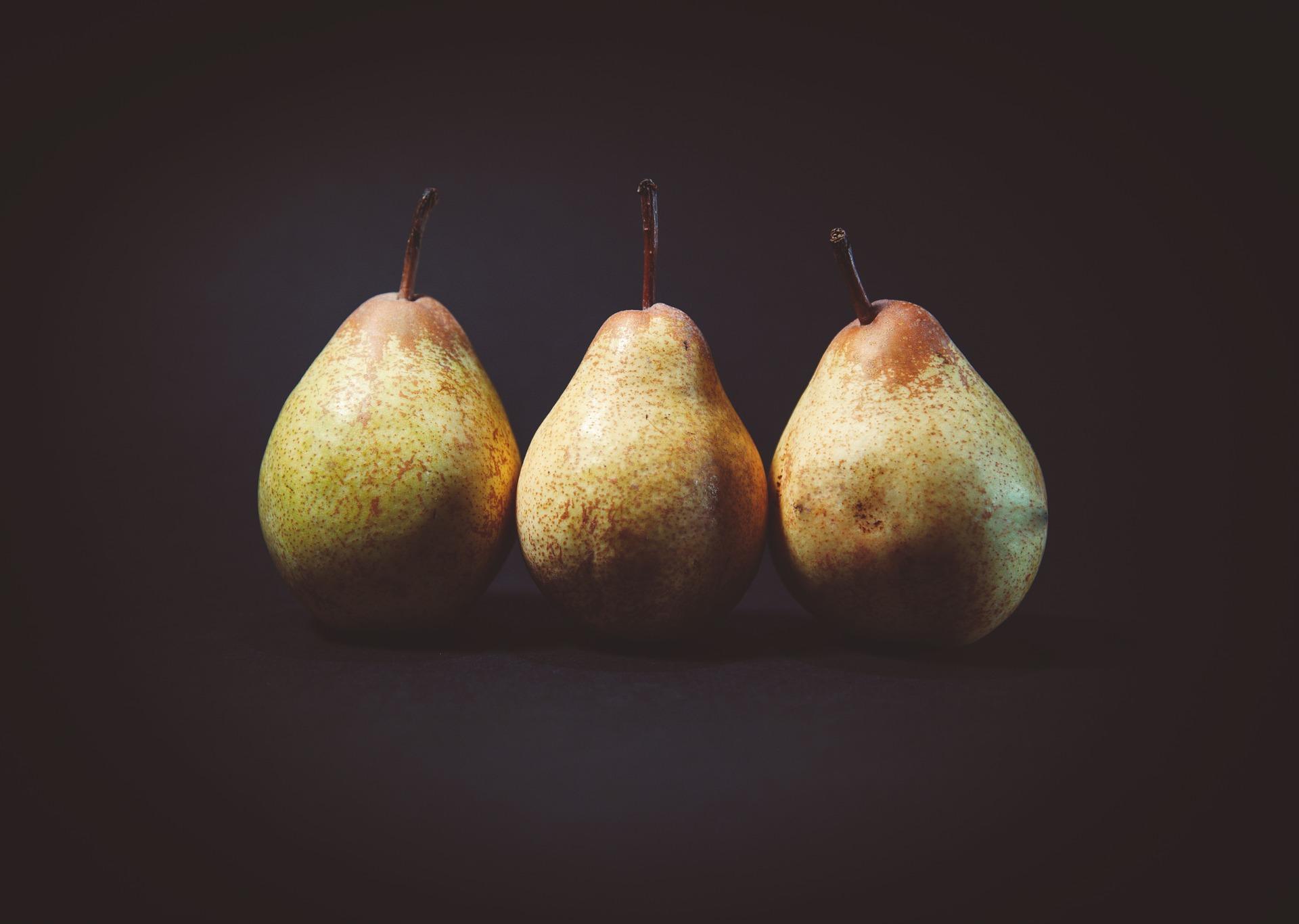 Przepis na marynowane gruszki