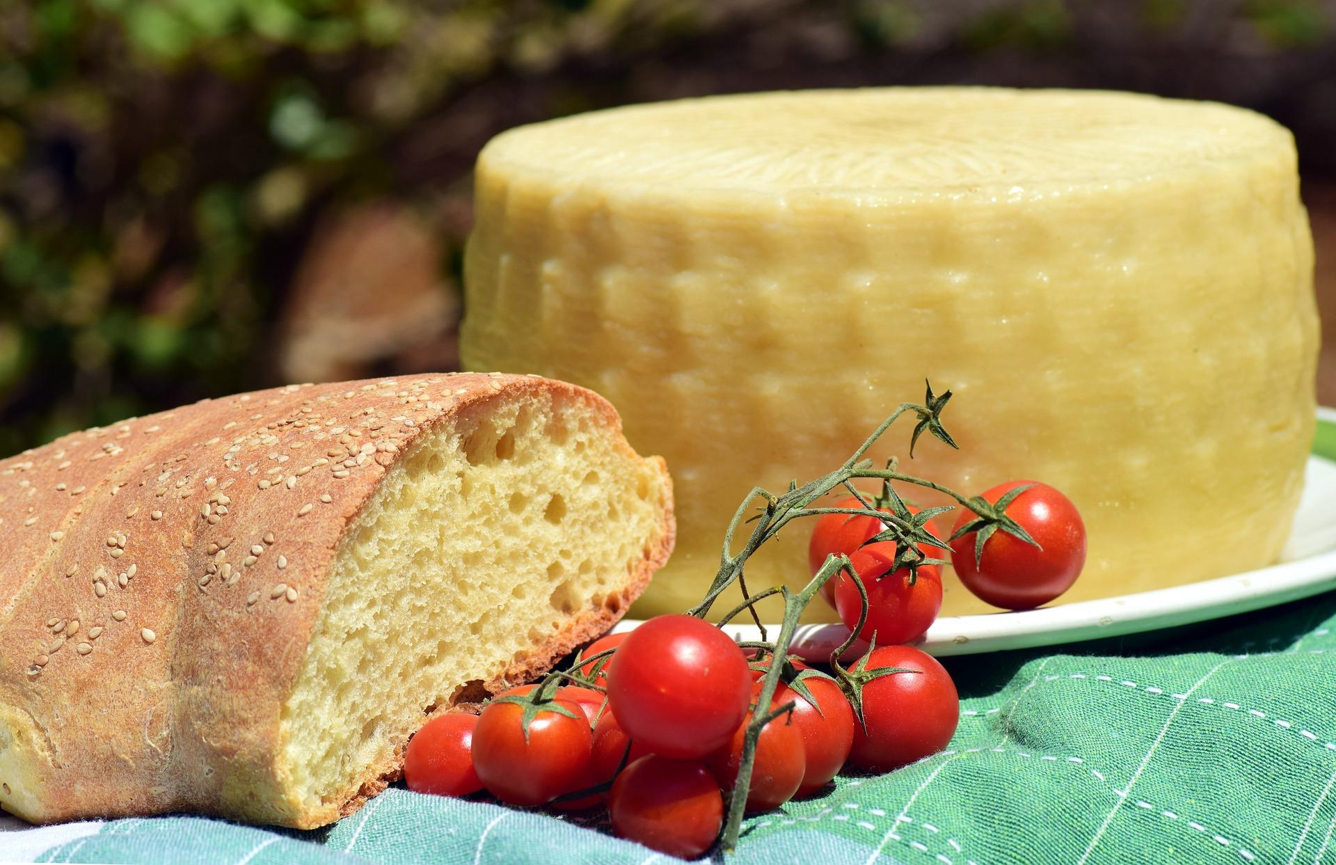 Jak pokroić ser?