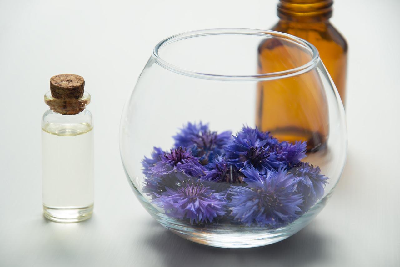 Kosmetyki prosto z łąki