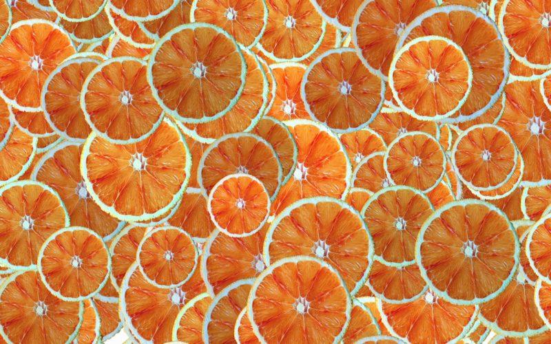 Jedz pomarańcze na zdrowie