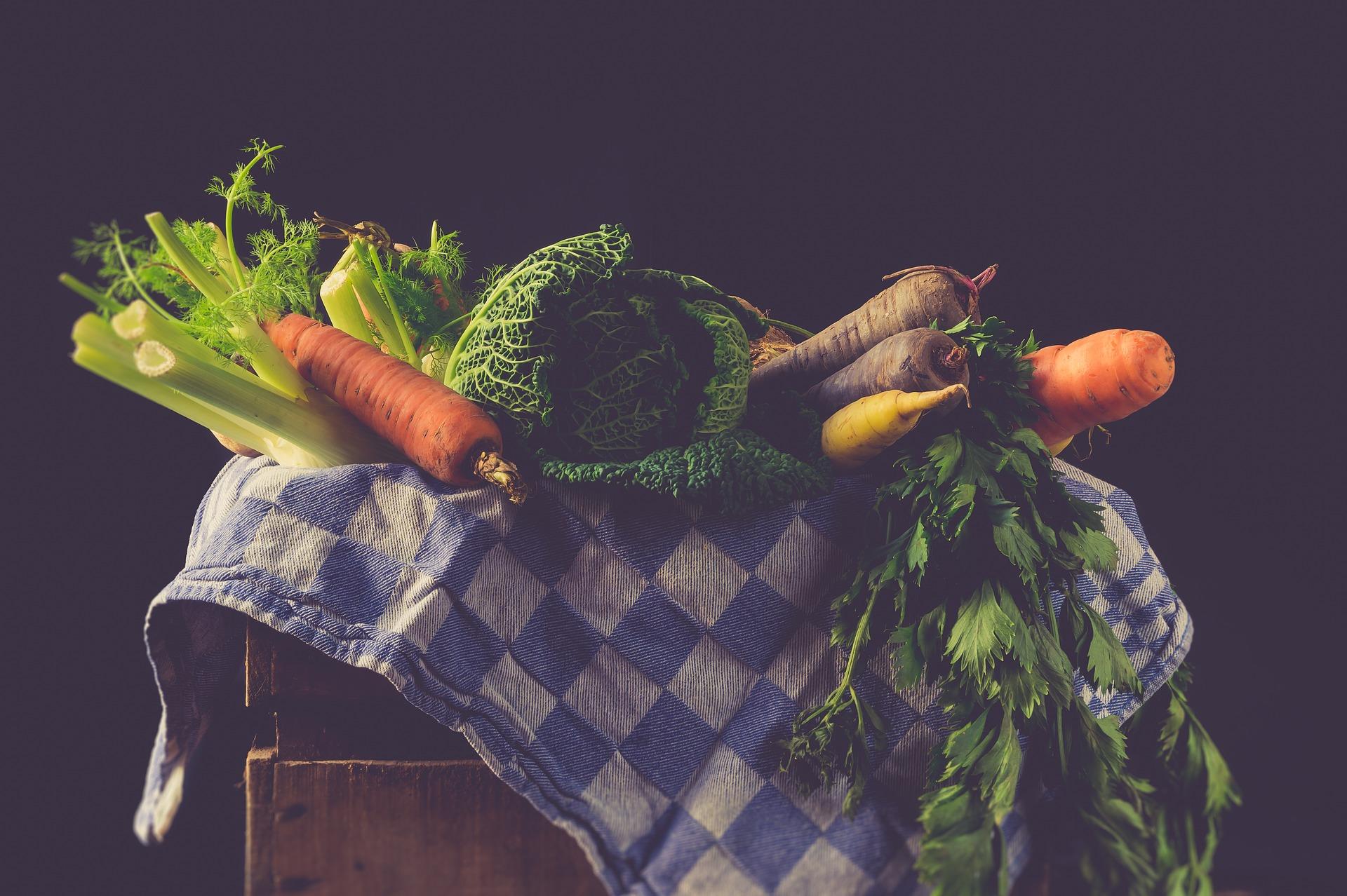 Koncepcja zdrowego gotowania