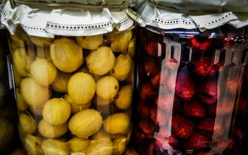 Kompot owocowy na upały!
