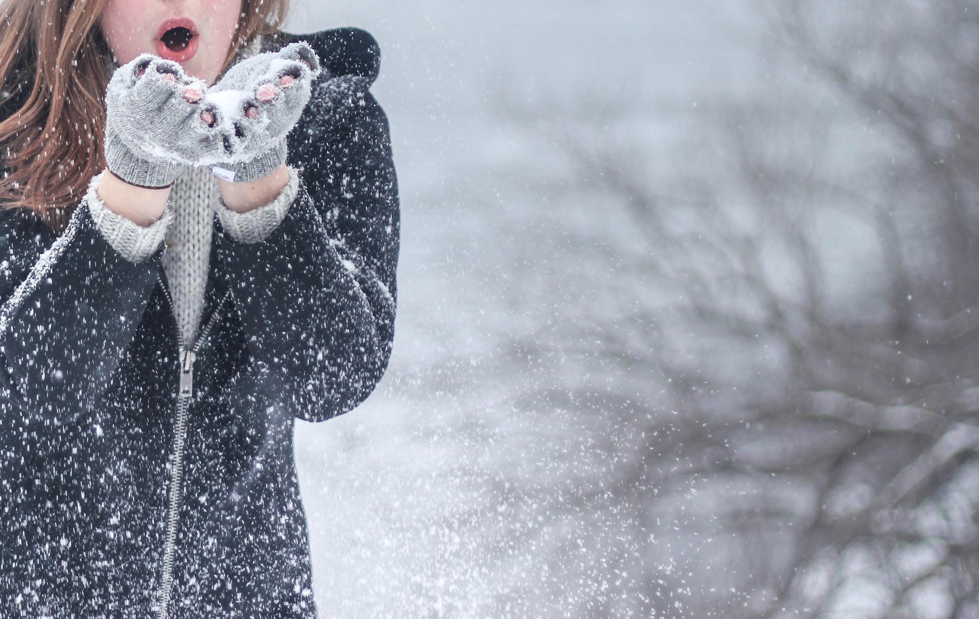 Cieplutko w zimie