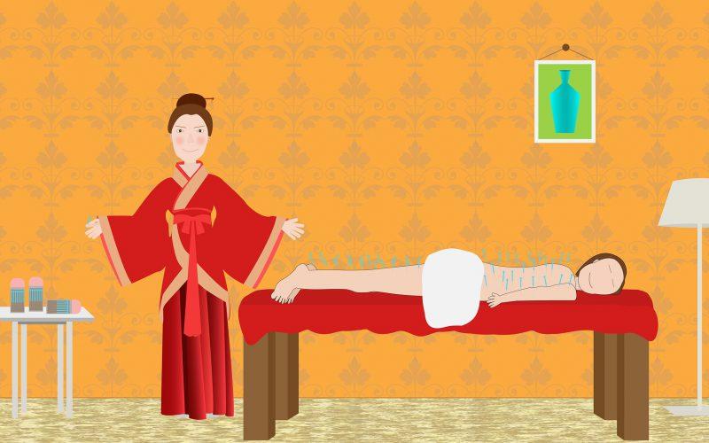 Arkana akupunktury