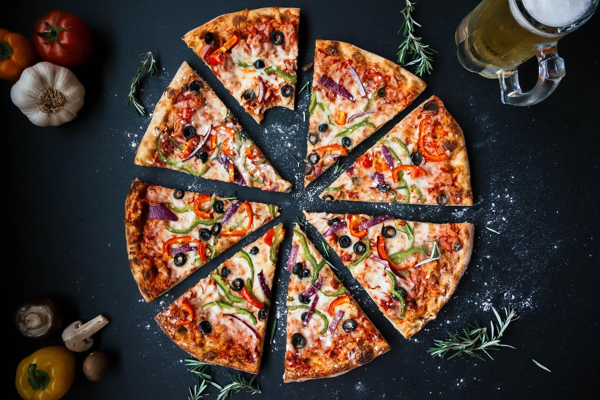 Krótka historia pizzy