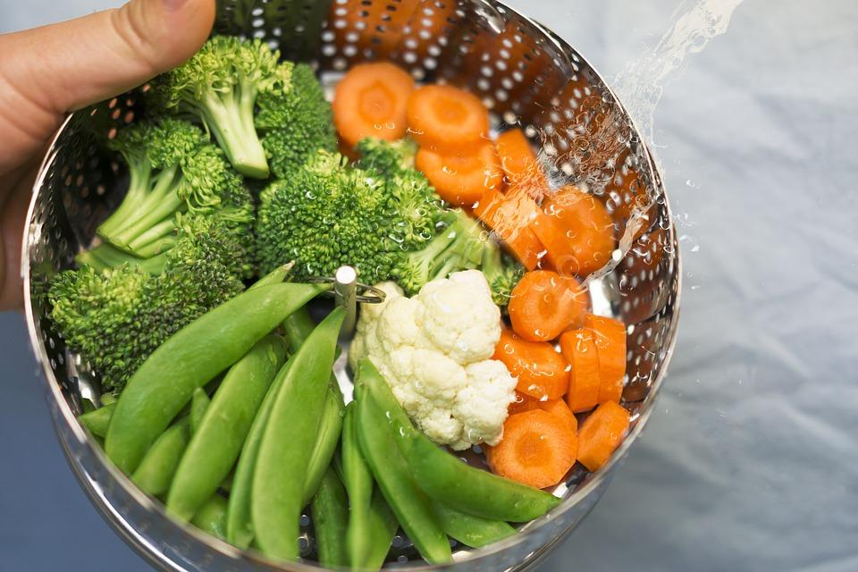 Gotowanie na parze jako najzdrowsza metoda przygotowywania posiłków