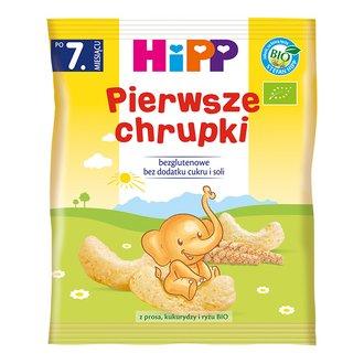 chrupki dla dzieci HiPP